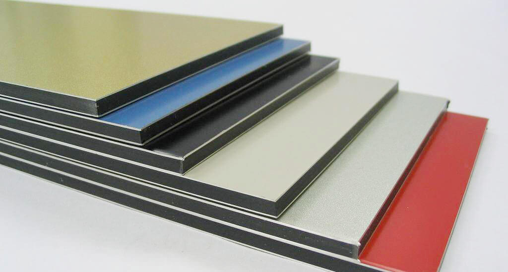 Tấm nền Aluminium