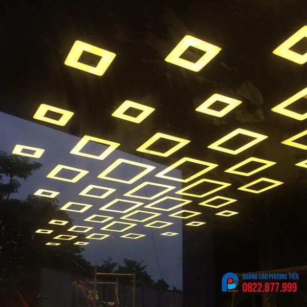 đèn trần mica thiết kế theo yêu cầu tại quận Tây Hồ