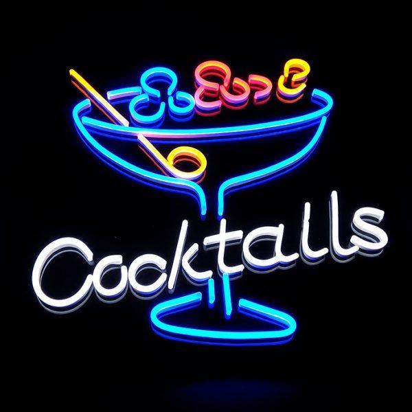 Biển quảng cáo đèn led neon