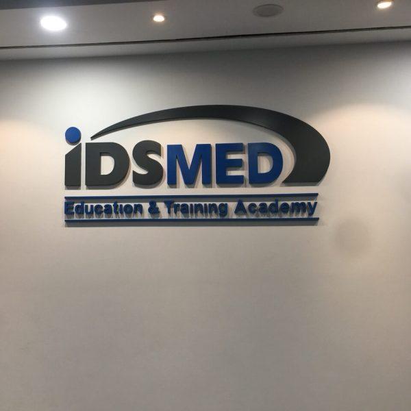 Biển chữ nổi logo công ty
